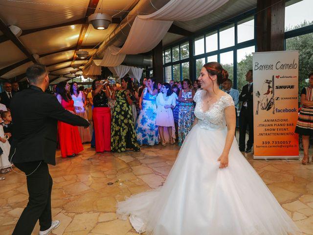 Il matrimonio di Valentina e Salvatore a Ragusa, Ragusa 82