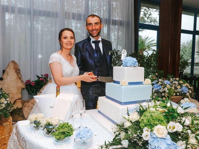 Il matrimonio di Valentina e Salvatore a Ragusa, Ragusa 86