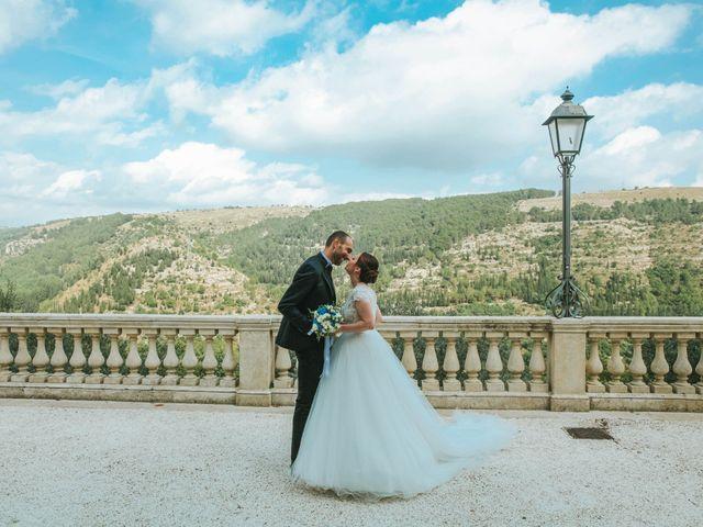 Il matrimonio di Valentina e Salvatore a Ragusa, Ragusa 89