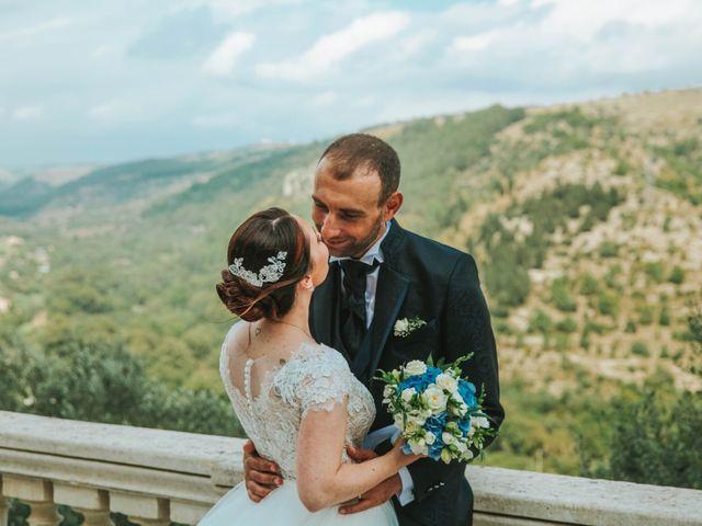 Il matrimonio di Valentina e Salvatore a Ragusa, Ragusa 90