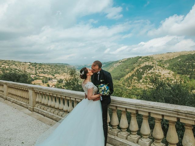 Il matrimonio di Valentina e Salvatore a Ragusa, Ragusa 91