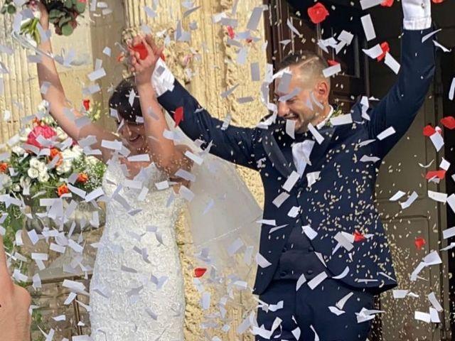 Le nozze di Valentina e Giuseppe