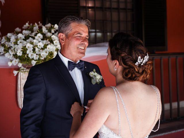 Il matrimonio di Giovanni e Laura a Sermoneta, Latina 27