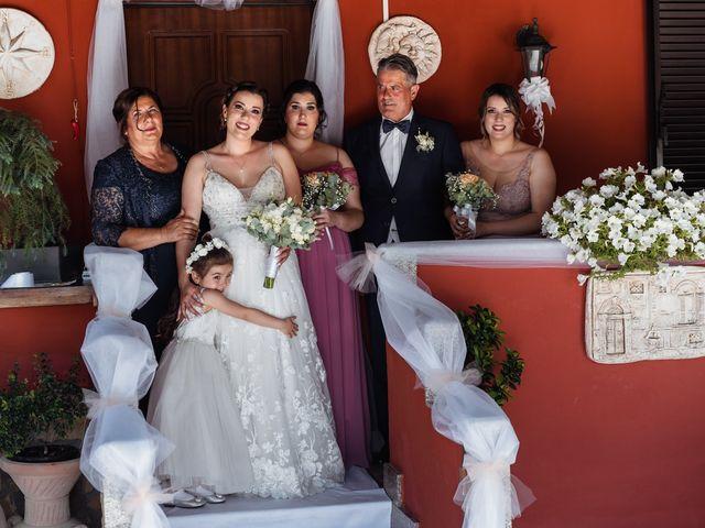 Il matrimonio di Giovanni e Laura a Sermoneta, Latina 28