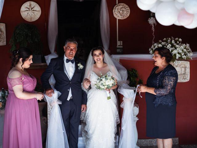 Il matrimonio di Giovanni e Laura a Sermoneta, Latina 39