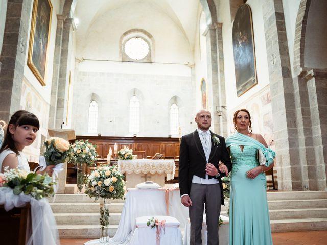 Il matrimonio di Giovanni e Laura a Sermoneta, Latina 45