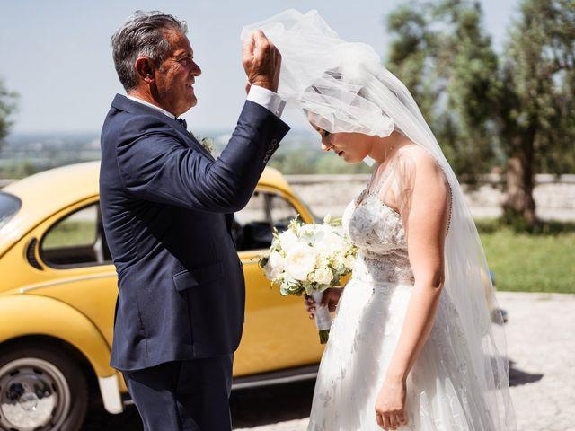 Il matrimonio di Giovanni e Laura a Sermoneta, Latina 49