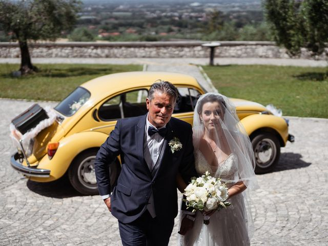 Il matrimonio di Giovanni e Laura a Sermoneta, Latina 50