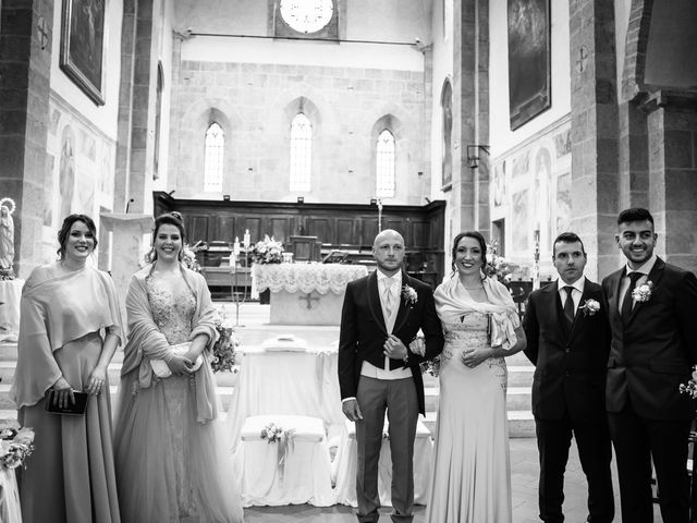 Il matrimonio di Giovanni e Laura a Sermoneta, Latina 51