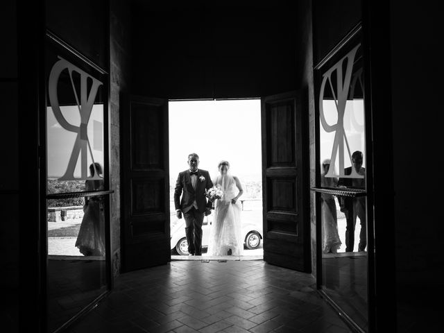 Il matrimonio di Giovanni e Laura a Sermoneta, Latina 52