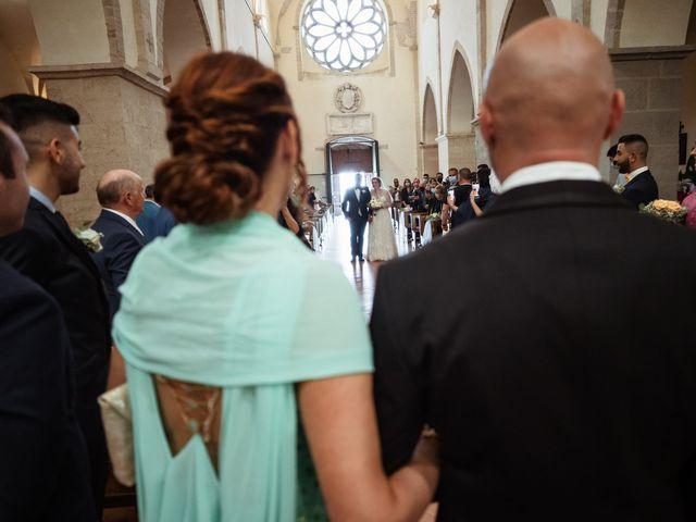 Il matrimonio di Giovanni e Laura a Sermoneta, Latina 53