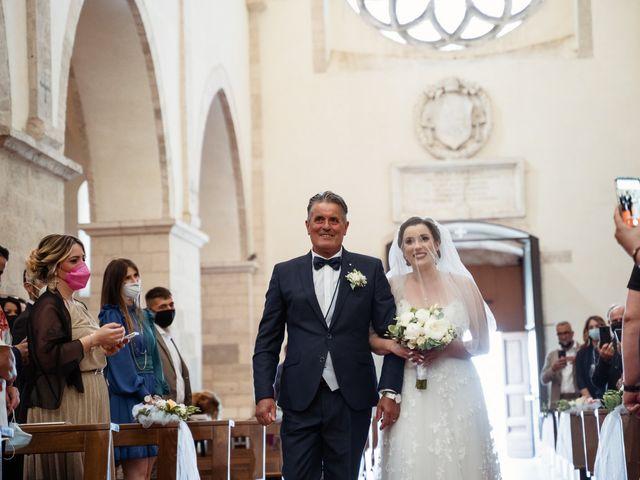 Il matrimonio di Giovanni e Laura a Sermoneta, Latina 54