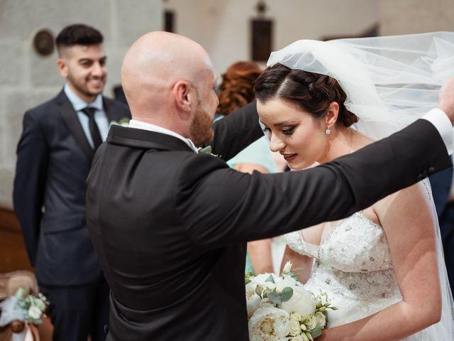 Il matrimonio di Giovanni e Laura a Sermoneta, Latina 55