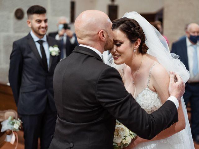 Il matrimonio di Giovanni e Laura a Sermoneta, Latina 56