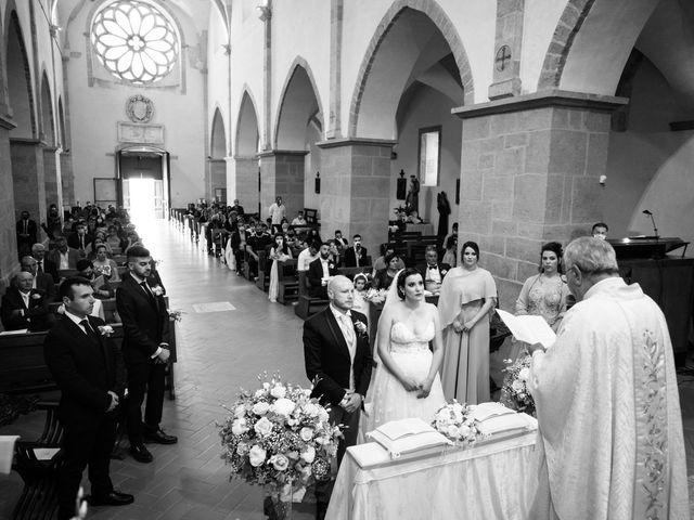 Il matrimonio di Giovanni e Laura a Sermoneta, Latina 59