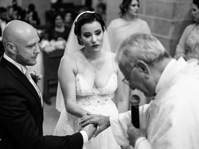 Il matrimonio di Giovanni e Laura a Sermoneta, Latina 61
