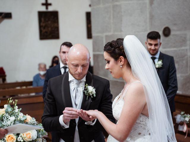 Il matrimonio di Giovanni e Laura a Sermoneta, Latina 63