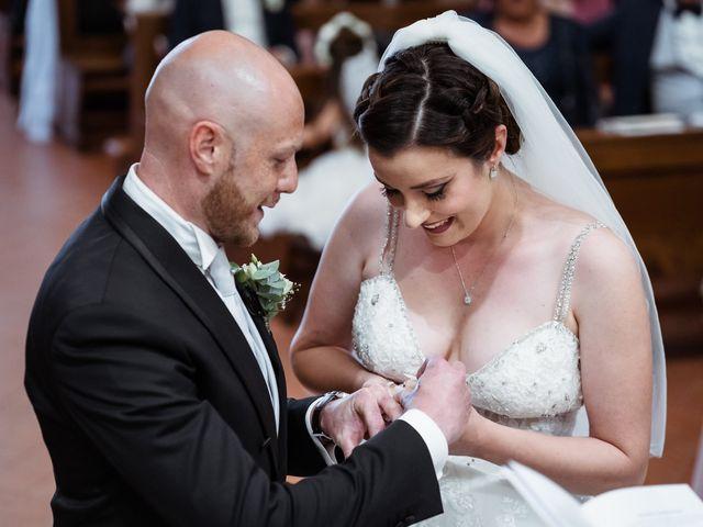 Il matrimonio di Giovanni e Laura a Sermoneta, Latina 64