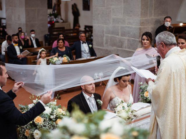 Il matrimonio di Giovanni e Laura a Sermoneta, Latina 65