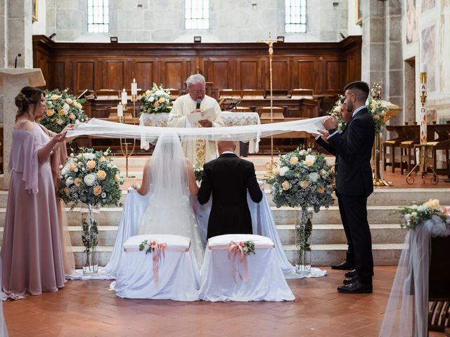 Il matrimonio di Giovanni e Laura a Sermoneta, Latina 66