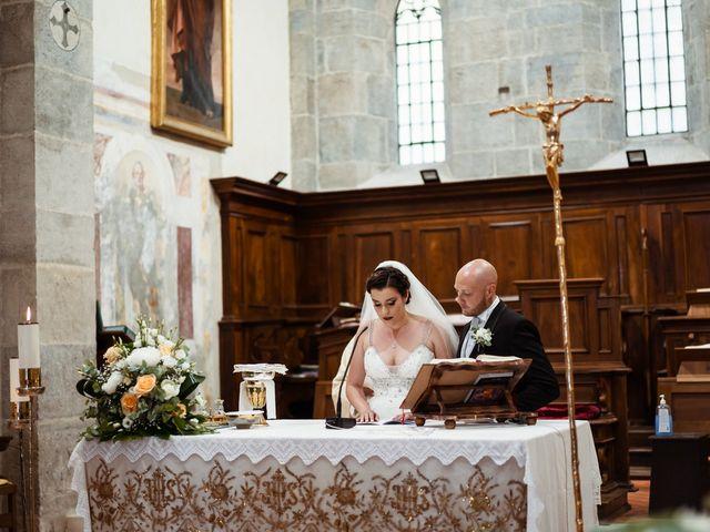 Il matrimonio di Giovanni e Laura a Sermoneta, Latina 67