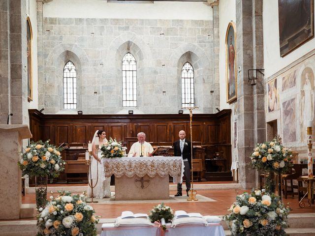 Il matrimonio di Giovanni e Laura a Sermoneta, Latina 68