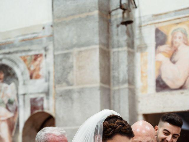 Il matrimonio di Giovanni e Laura a Sermoneta, Latina 71