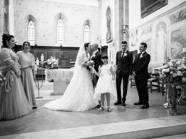 Il matrimonio di Giovanni e Laura a Sermoneta, Latina 72