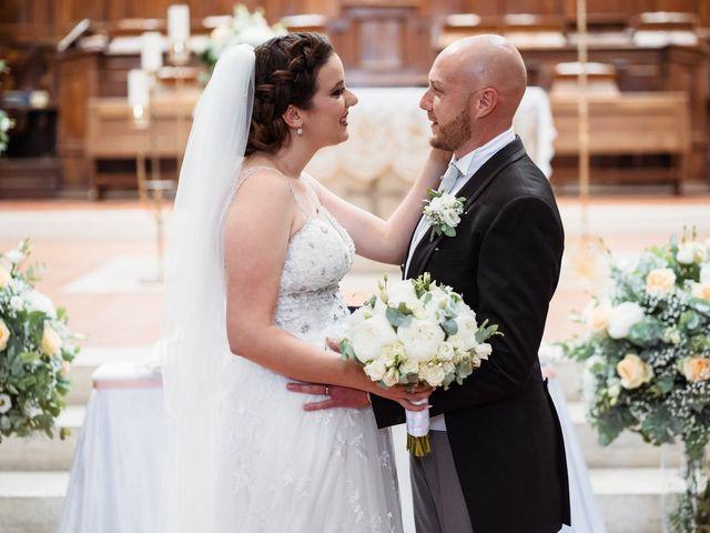 Il matrimonio di Giovanni e Laura a Sermoneta, Latina 73