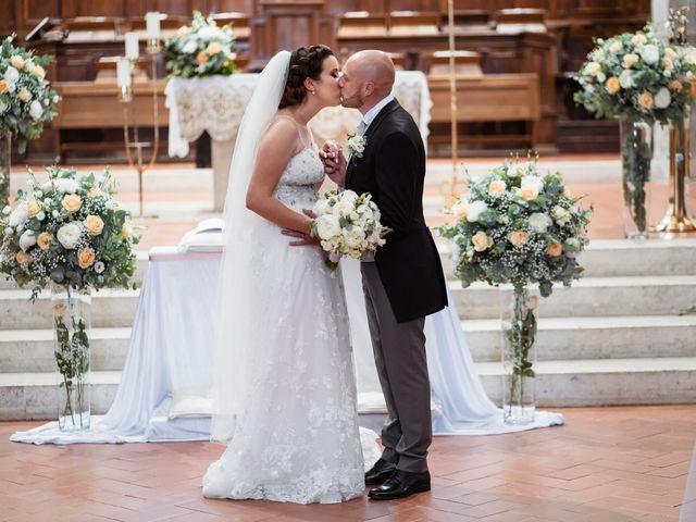 Il matrimonio di Giovanni e Laura a Sermoneta, Latina 74