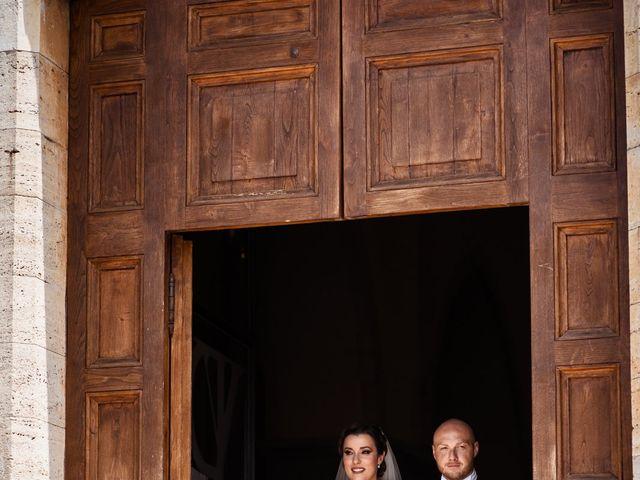 Il matrimonio di Giovanni e Laura a Sermoneta, Latina 76