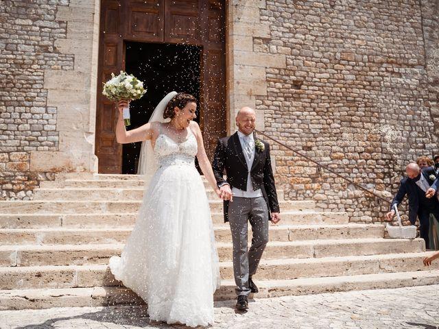 Il matrimonio di Giovanni e Laura a Sermoneta, Latina 77