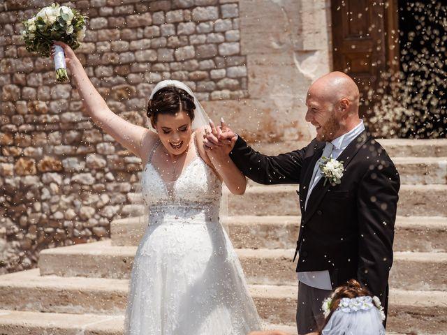 Il matrimonio di Giovanni e Laura a Sermoneta, Latina 79