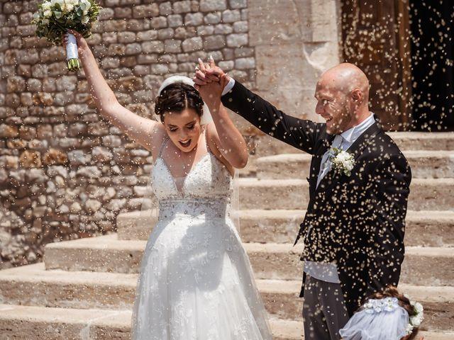 Il matrimonio di Giovanni e Laura a Sermoneta, Latina 80