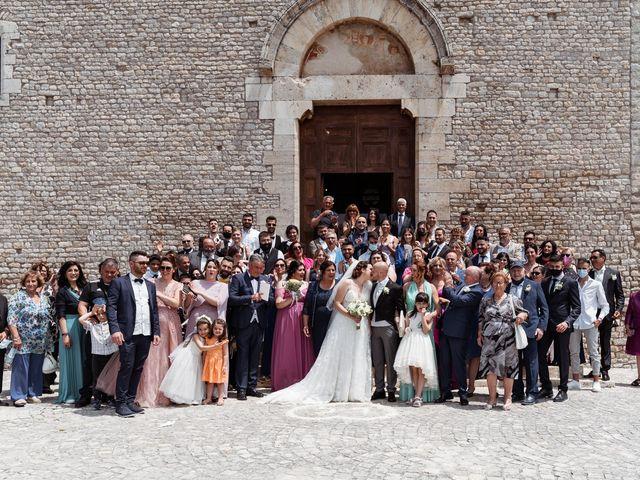 Il matrimonio di Giovanni e Laura a Sermoneta, Latina 84