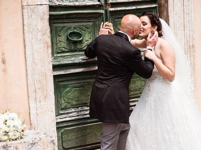 Il matrimonio di Giovanni e Laura a Sermoneta, Latina 89