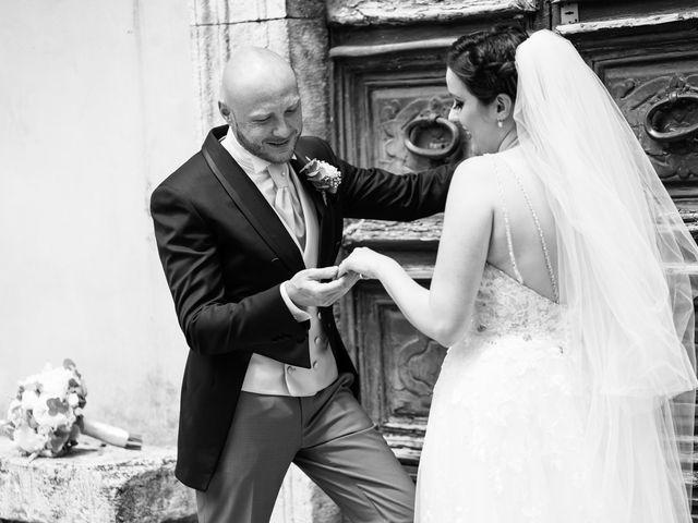 Il matrimonio di Giovanni e Laura a Sermoneta, Latina 90
