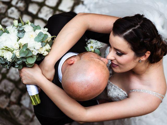 Il matrimonio di Giovanni e Laura a Sermoneta, Latina 1