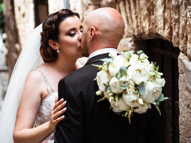 Il matrimonio di Giovanni e Laura a Sermoneta, Latina 95