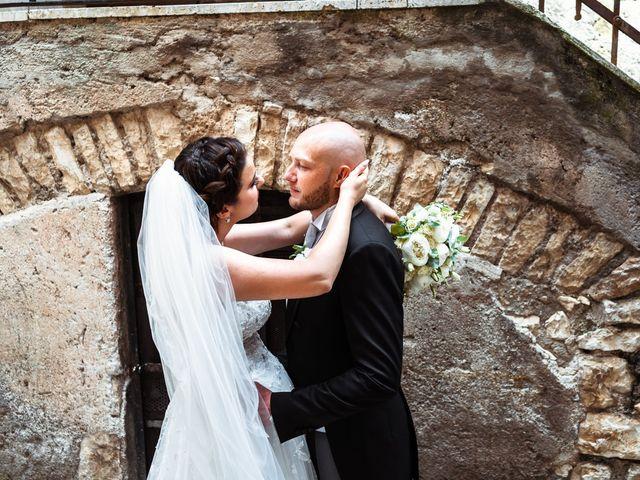 Il matrimonio di Giovanni e Laura a Sermoneta, Latina 96