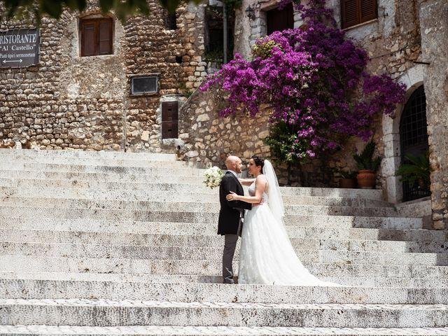 Il matrimonio di Giovanni e Laura a Sermoneta, Latina 97