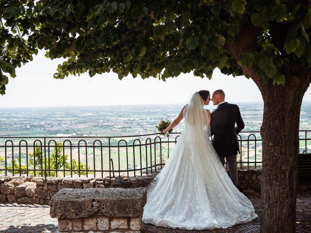 Il matrimonio di Giovanni e Laura a Sermoneta, Latina 2