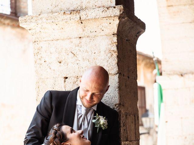 Il matrimonio di Giovanni e Laura a Sermoneta, Latina 99