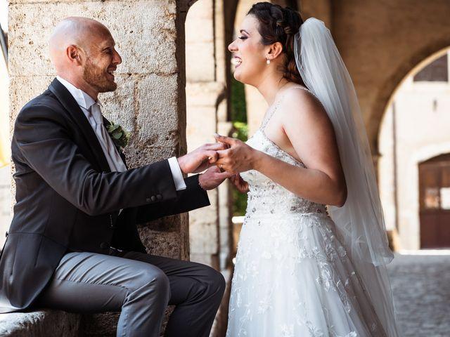 Il matrimonio di Giovanni e Laura a Sermoneta, Latina 100