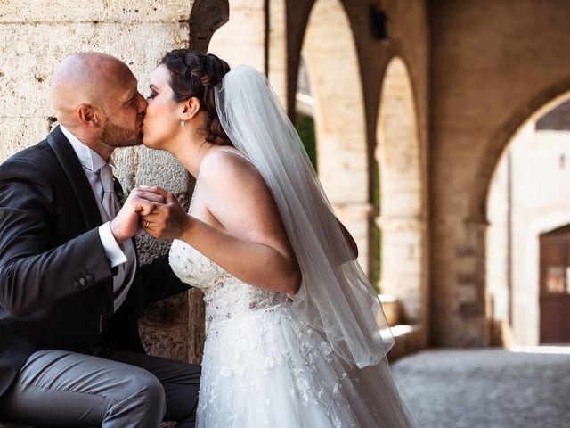 Il matrimonio di Giovanni e Laura a Sermoneta, Latina 101