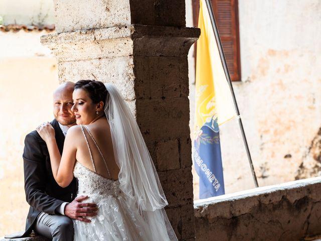 Il matrimonio di Giovanni e Laura a Sermoneta, Latina 102