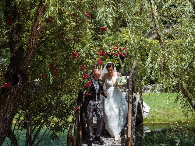 Il matrimonio di Giovanni e Laura a Sermoneta, Latina 104