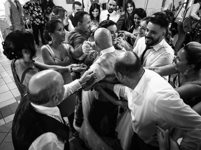 Il matrimonio di Giovanni e Laura a Sermoneta, Latina 116