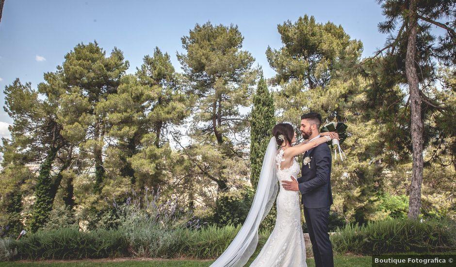 Il matrimonio di Francesco e Nicoletta a Fano, Pesaro - Urbino