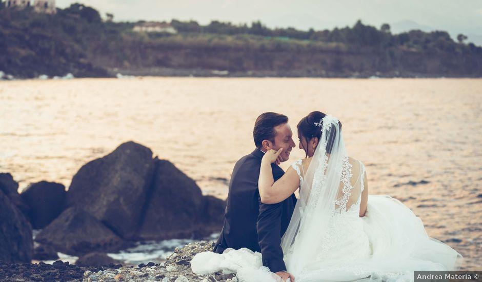 Il matrimonio di Pierpaolo e Dayana a Valverde, Catania